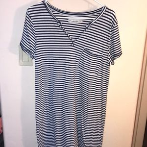 Dresses & Skirts - A&F Striped Summer Dress